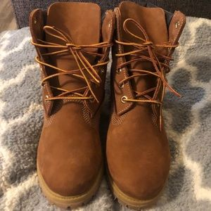 Timberlands Men's size 7